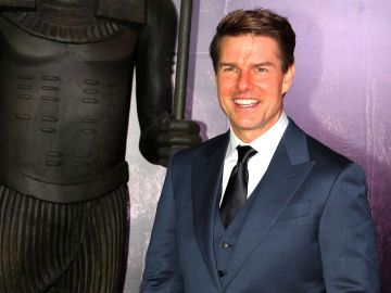 Tom Cruise Mezcalent