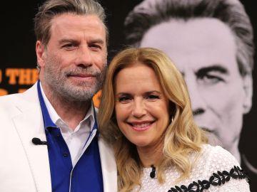 John Travolta y Kelly Preston| Mezcalent