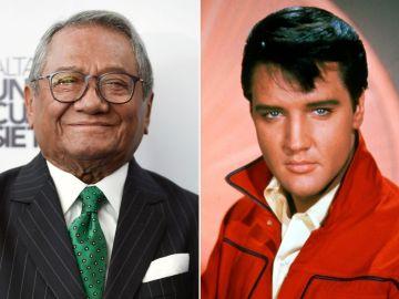 Armando Manzanero y Elvis Presley
