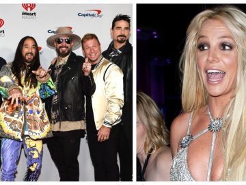 Backstreet Boys __ Britney Spears