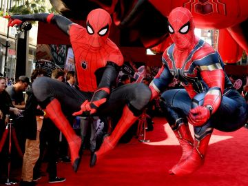 Spider-Man | Kevin Winter / Getty Images