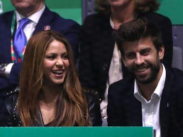 Shakira y el futbolista Gerard Piqué | Alex Pantling / Getty Images