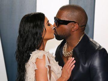Kim Kardashian y Kanye West | Getty