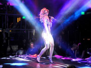 Noelia en un performance | Getty Images