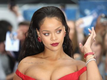 Rihanna |  Tim P. Whitby/Getty Images