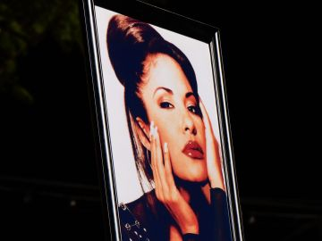Selena Quintanilla   TARA ZIEMBA / AFP via Getty Images