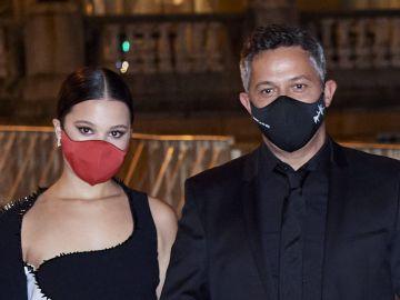 Manuela y Alejandro Sanz