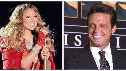 Mariah Carey - Luis-Miguel | Getty Images / Mezcalent