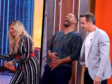 Will Smith en un programa de Telemundo   Mezcalent