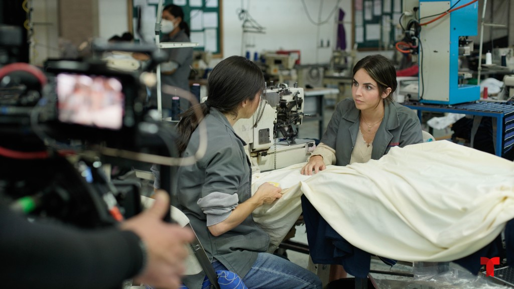 Alexa Martin toma el personaje de Victoria Lamas en 'Falsa Identidad'