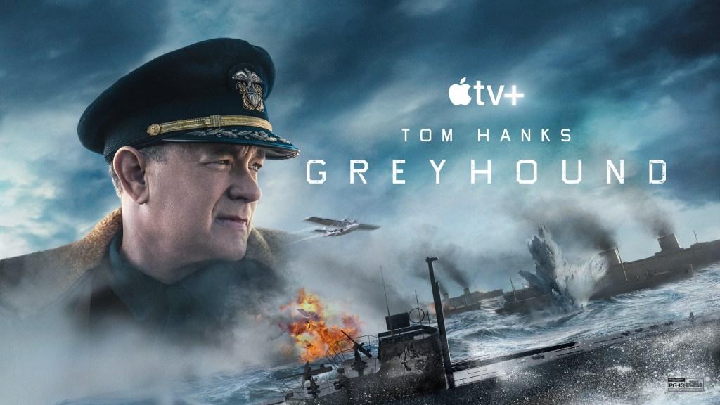 Tom Hanks protagoniza la serie 'Greyhound'