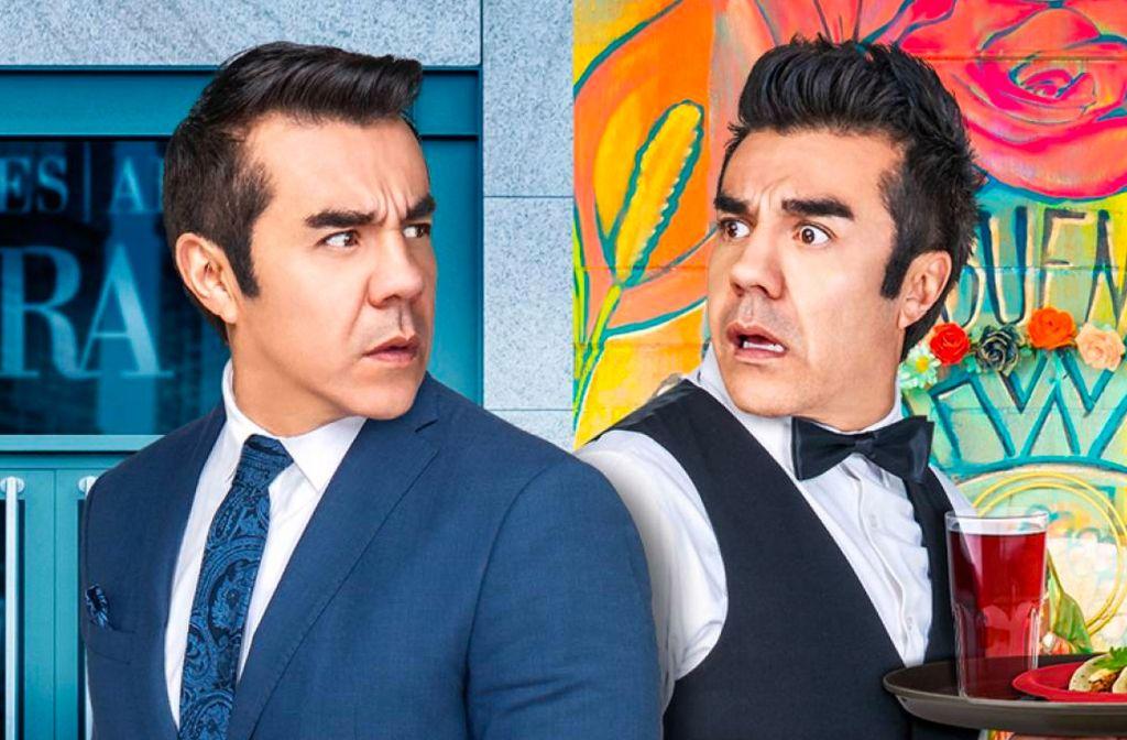 Adrián Uribe hace doble personaje en 'Como Tú No Hay 2'