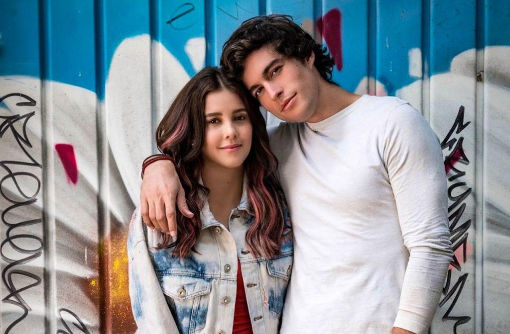 Paulina Goto y Danilo Carrera protagonizan 'Vencer El Miedo'