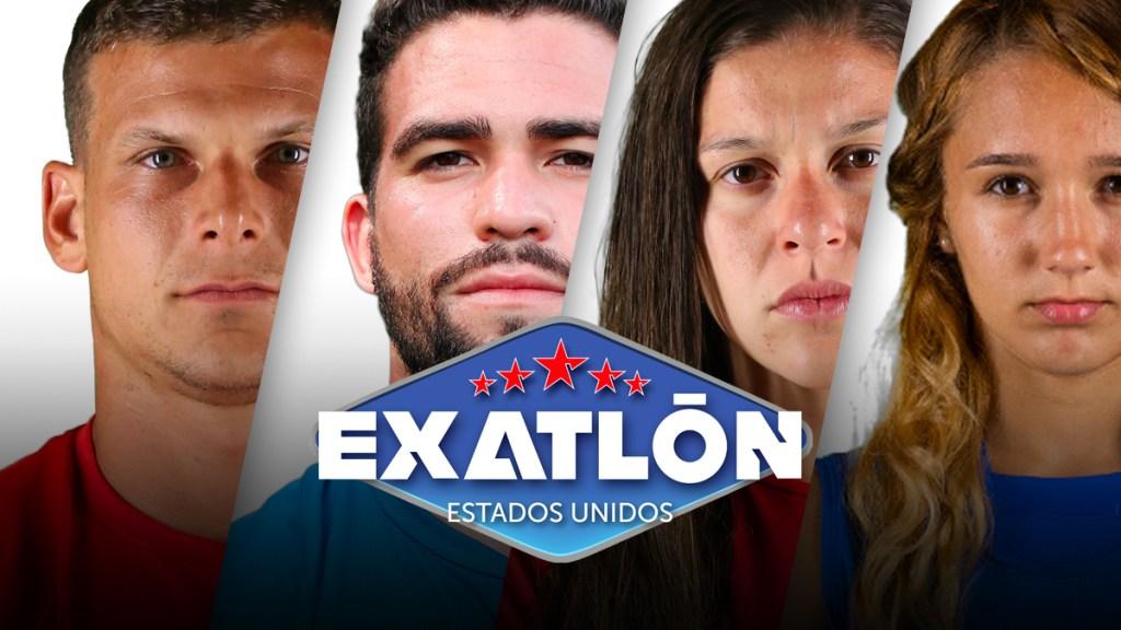 Elenco de 'Exatlón' 2021