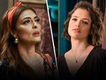Juliana Paes y Agatha Moreira de 'Dulce Ambición'