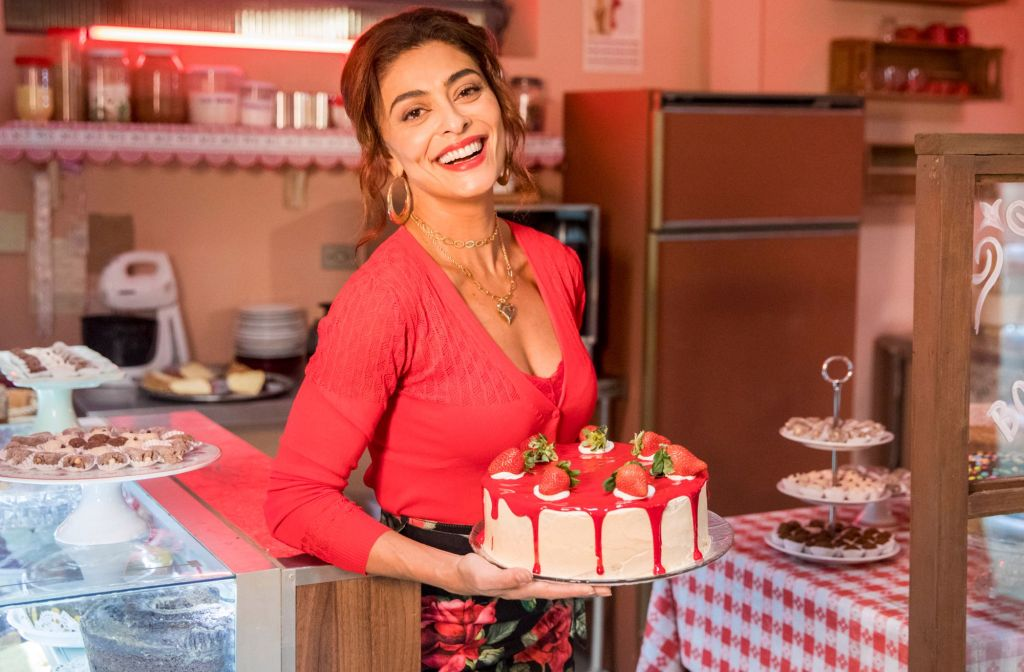 Juliana Paes protagoniza 'Dulce Ambición'