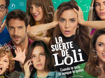 'La Suerte de Loli' es protagonizada por Silvia Navarro