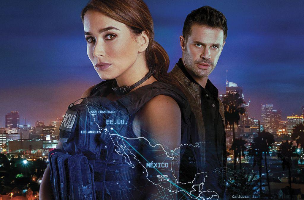 Majida Issa y Mark Tacher protagonizan 'Operación Pacífico'