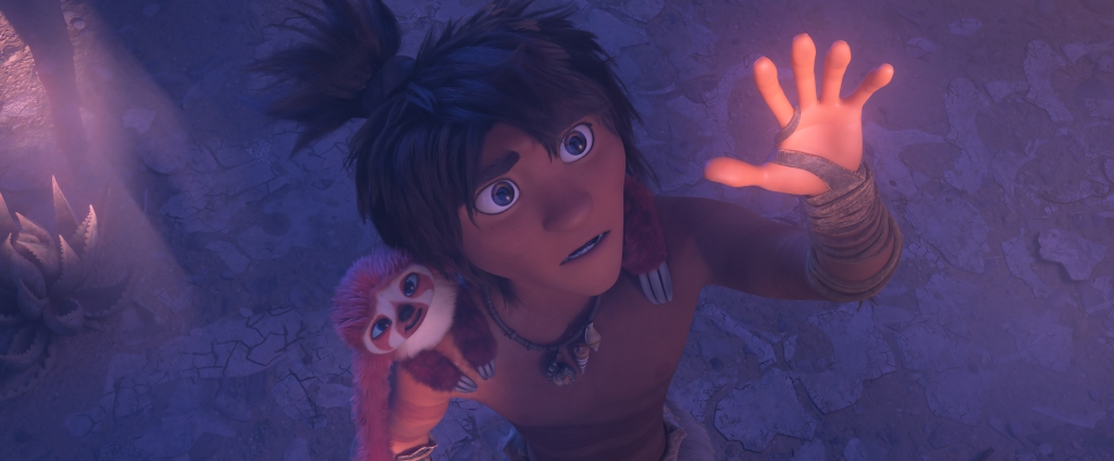 Alfonso Herrera presta su voz a Guy en 'The Croods: A New Age'