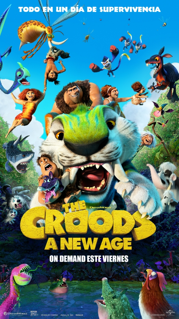 'The Croods: A New Age'