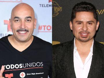 Lupillo Rivera y Larry Hernández   Mezcalent