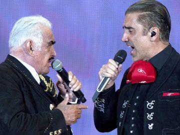 Alejandro y Vicente Fernández | Mezcalent