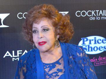 Silvia Pinal cumplirá 91 años próximamente   Mezcalent