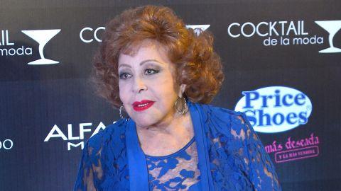 Silvia Pinal cumplirá 91 años próximamente | Mezcalent