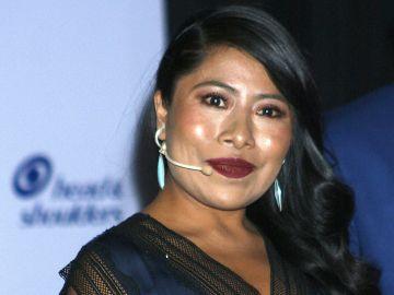 Yalitza Aparicio es parte de la campaña en contra del cáncer de mama por segundo año consecutivo   Mezcalent