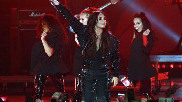 Demi Lovato en concierto | Mezcalent