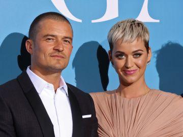 Katy Perry y Orlando Bloom | Getty Images