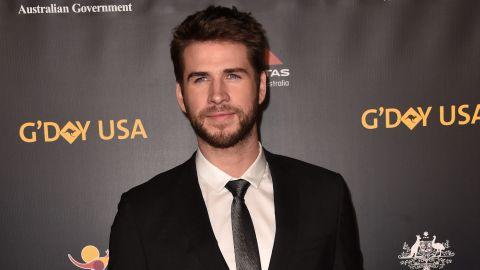 Liam Hemsworth    Alberto E. Rodriguez/Getty Images