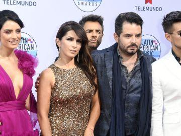 Eugenio Derbez and family | Frazer Harrison / Getty Images