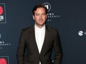 Armie Hammer |  David Livingston/Getty Images