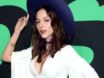 Paty Cantú en los Spotify Awards Mexico | Getty Images