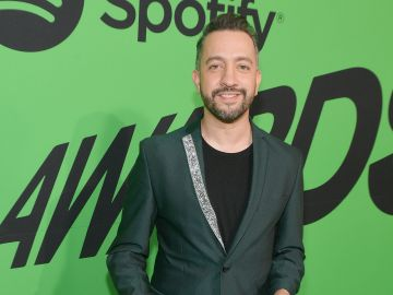Chumel Torres en los Spotify Awards | Getty Images