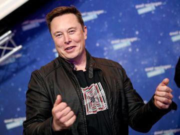 Elon Musk | vía Getty Images
