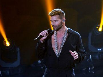 Ricky Martin en concierto | Getty Images