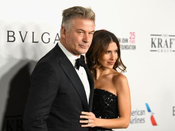 Alec e Hilaria Baldwin | Slaven Vlasic/Getty Images for Clase Azul