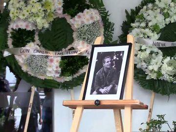 Funeral de Xavier Ortiz   Mezcalent