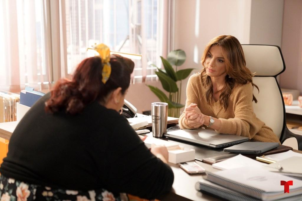 Silvia Navarro en una escena de 'La Suerte de Loli'