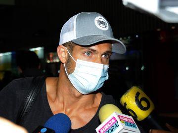 Horacio Pancheri en el aeropuerto de la Ciudad de México | Mezcalent