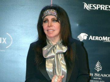 Verónica Castro cumplió el 19 de octubre   Mezcalent