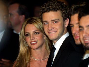 Britney Spears y Justin Timberlake