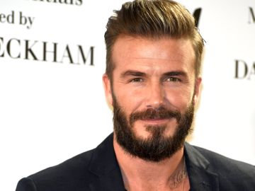 David Beckham | Mezcalent