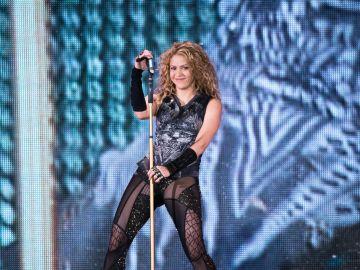 Shakira en concierto   Getty Images