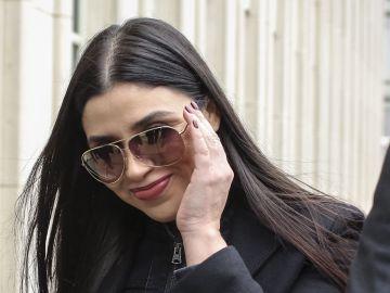 """Emma Coronel, esposa de Joaquín """"Chapo"""" Guzmán   KENA BETANCUR/AFP via Getty Images"""