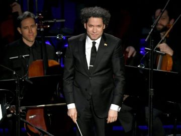 Gustavo Dudamel | Getty Images, Kevin Winter