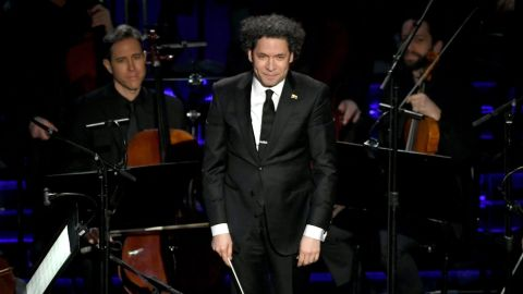 Gustavo Dudamel   Getty Images, Kevin Winter