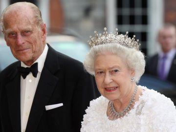 El Príncipe Felipe y la Reina Isabel II | Oli Scarff/Getty Images